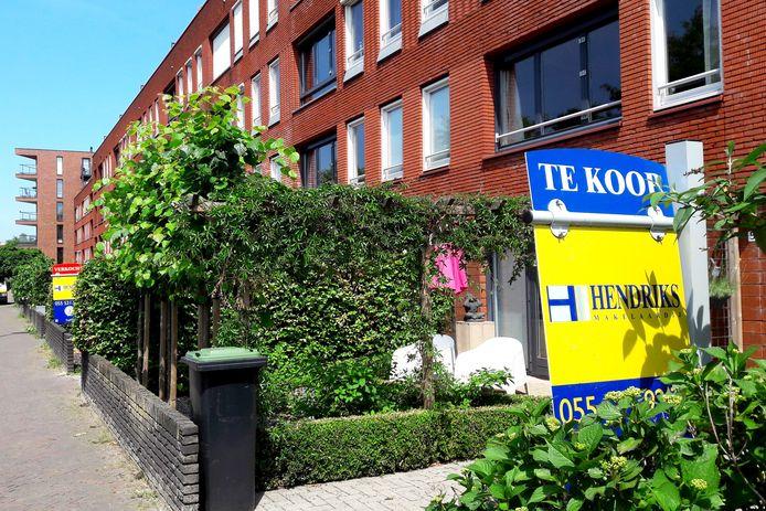 Koopwoning in Apeldoorn.