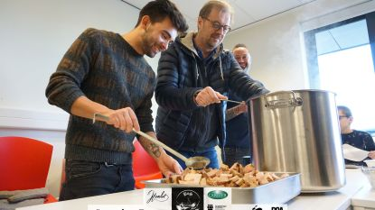 Brothers of Solidarity opent sociaal restaurant in Huizingen