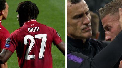 Vreugde en verdriet na Champions League-finale