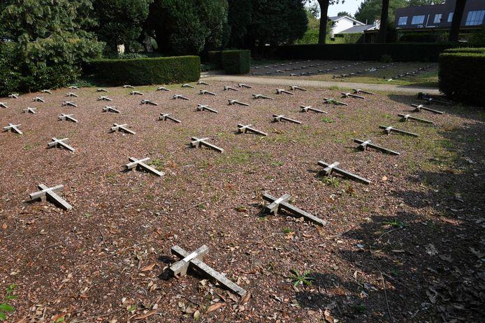 Achter het al verlaten klooster Nieuwenhof (tegenover Park Stanislaus) liggen Zusters van Liefde begraven. De stoffelijke resten worden op termijn van Moergestel naar Tilburg overgebracht.