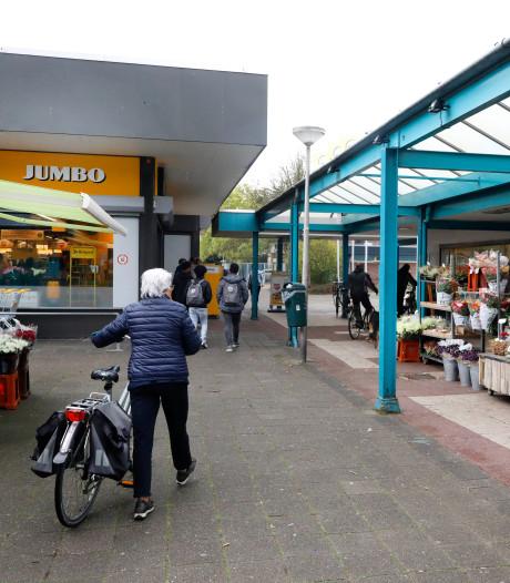 Winkelcentrum Malvert wordt opgeknapt