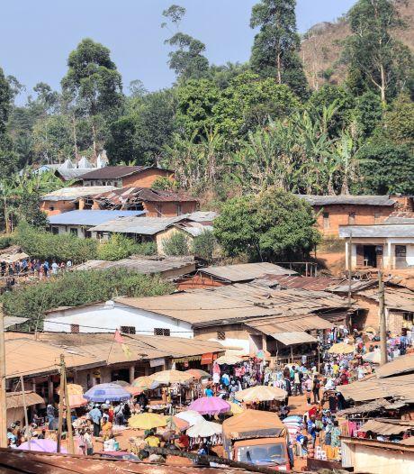 Online veiling met Kolff voor strijd tegen Corona in Bamenda