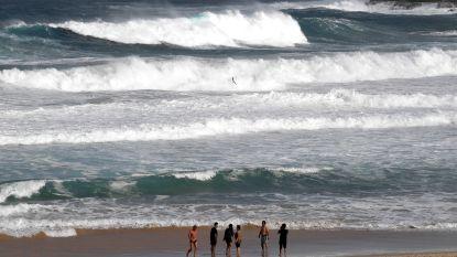 Lichaam van vrouw spoelt aan op strand in Sydney