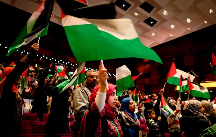Als het aan Denk ligt, mag Palestina volgend jaar meedoen aan het Eurovisie Songfestival.