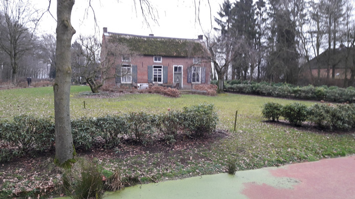 De boerderij van Bart Romijnders.