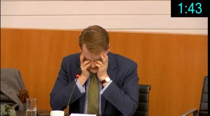 """Oppositielid Gilles Verstraeten (N-VA): """"U heeft de communicatie-oorlog verloren"""""""