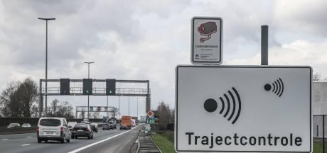 Trajectcontroles in Vlaanderen blijken grote mislukking: nog niet een derde van de snelheidscontroles werkt