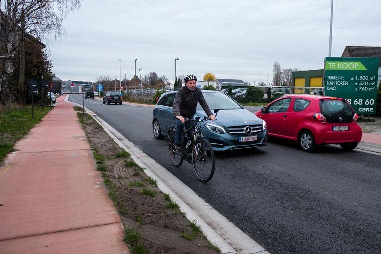 Met de 'speed pedelec' op straat fietsen, kan voor gevaarlijke situaties zorgen.
