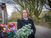 Uitvaartverzorgster Caroline Giltay ook met brok in haar keel bij eenzaam afscheid