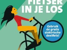 Succesvolle proef met elektrische deelfietsen in Arnhem wordt verlengd