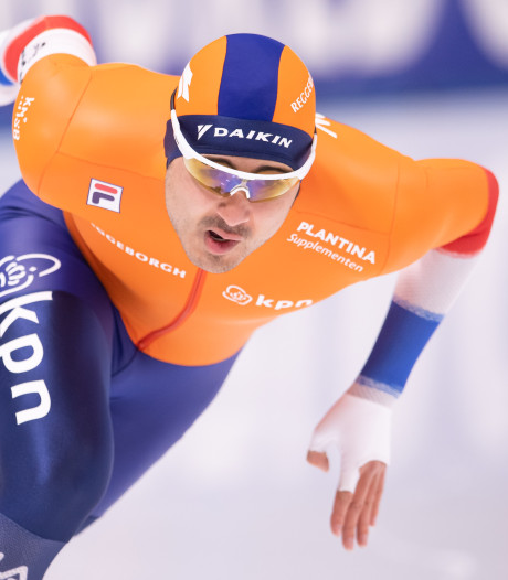 Teamsprinters schaatsen opnieuw naar goud