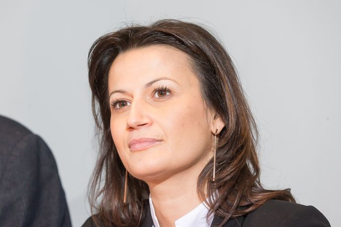 Behalve Mathias De Clercq zit ook Stephanie D'hose in het nationaal partijbestuur, als nieuwkomer