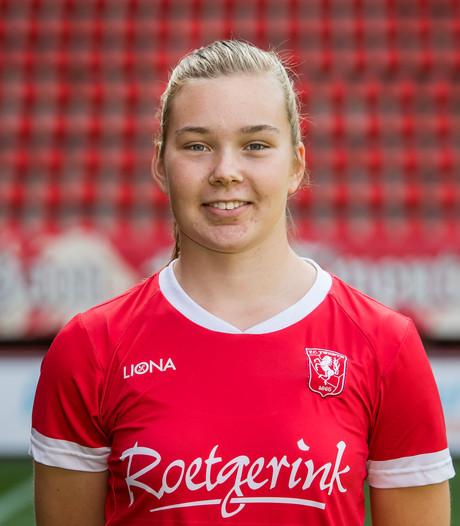 Einde seizoen voor Fieke Hendriks van FC Twente Vrouwen