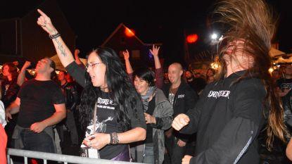 Rock- en metalfestival Pekenrock viert tienjarig bestaan