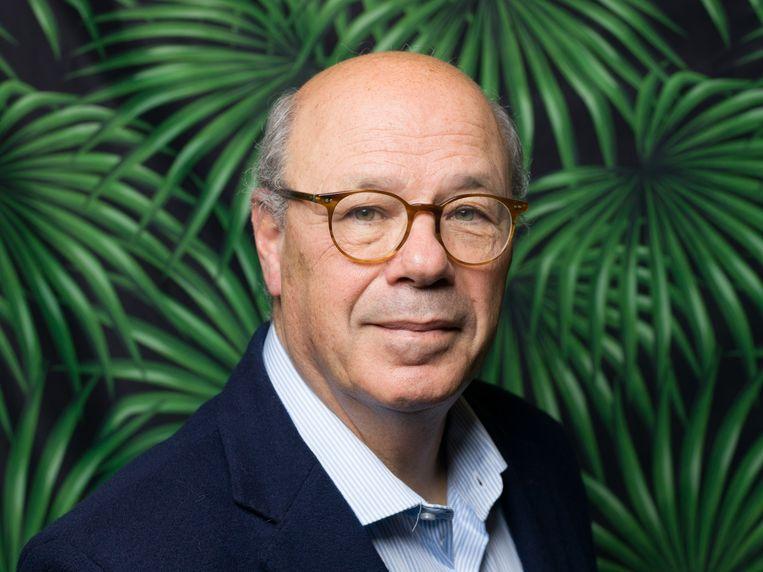 Max Pam. Beeld Ivo van der Bent
