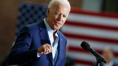 "Joe Biden: ""Racisme in de VS is blank probleem"""