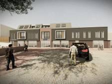 Tien appartementen boven voormalige V&D in Goes