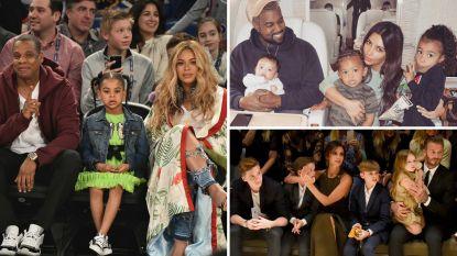 Extravagant is een understatement: hoe deze sterren hun kinderen verwennen is absurd