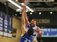 Basketballer Jozo Rados: de beer met vriendelijke uitstraling