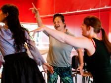 Agaath is verzot op de MAF, de musicalopleiding in Tilburg