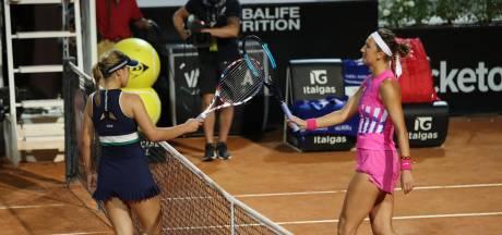 Victoria Azarenka inflige une double bulle à Sofia Kenin, cinquième joueuse mondiale
