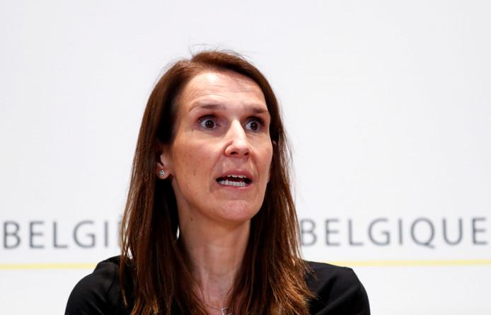 Sophie Wilmès.