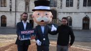 Wie koopt de Grote Markt: Ros Beiaardstad krijgt eigen versie van Monopoly