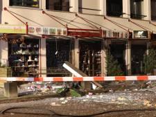 Grote ravage na aanslagen bij Poolse supermarkten Heeswijk-Dinther en Aalsmeer