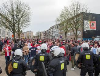 Ondanks wedstrijd zonder publiek bereidt politie zich grondig voor op Antwerp-Beerschot