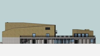Zo zal het nieuwe muziekcentrum Cactus Club eruit zien: eindelijk kan de bouw van start gaan