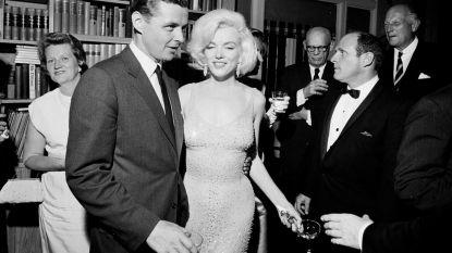 'Happy birthday'-jurk Marilyn Monroe geveild voor 4,5 miljoen euro