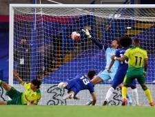 LIVE | Ziyech ziet Chelsea op slag van rust toeslaan tegen Krul, heerlijke goal De Roon