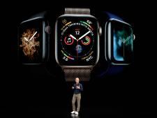 Apple-event: 3 iPhones en nieuwe watch die hartritmefilmpjes maakt