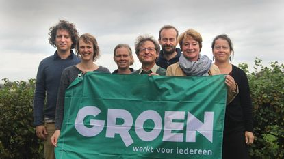 Groenen maken debuut in Zingem en Kruishoutem