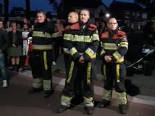 Hulde voor hulpverleners na drama in Oss: 'Bedankt voor jullie hulp en steun'