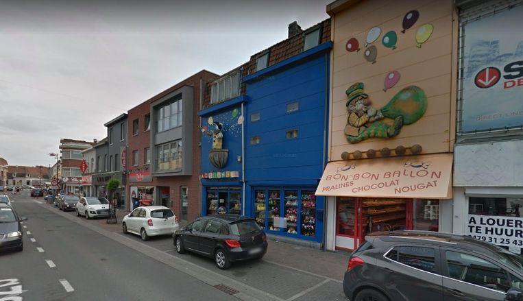De eigenaar van Bon Bon Ballon, op de Barakken in Menen, ging de sleutelbosdieven zoeken. Met succes.