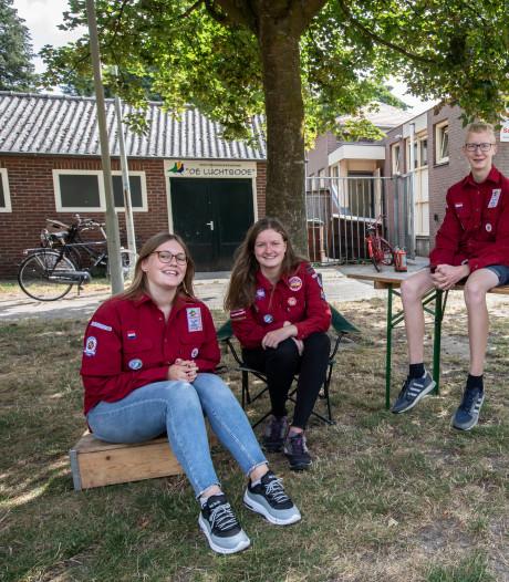 Deurnese scouts hopen op veel nieuwe Facebookvrienden na Jamboree in Amerika