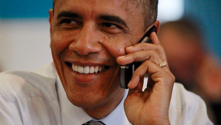 President Obama Beeld REUTERS