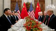 Lichten op knipperstand door aanslepend conflict China-VS