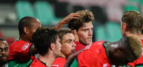 NEC boekt oefenzege bij VVV: Alblas, Van Eijden en Vet keren terug na corona