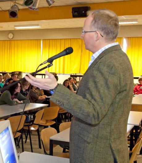 Arts Van der Lely op Liemers College: Alcohol? Je wordt er dom van