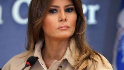 Woordvoerder First Lady tikt Trumps advocaat Giuliani hard op de vingers