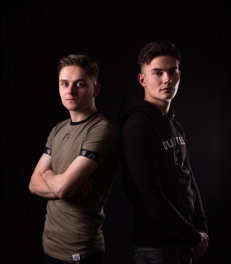 Jonge DJ's uit Budel en Helmond maken furore: 'Onze nieuwe track viel positief op bij Gearbox'