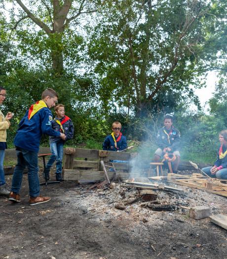 Scouts worden schaarser in Maas en Waal