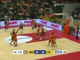 Basketballers Litouwen te sterk voor Nederland