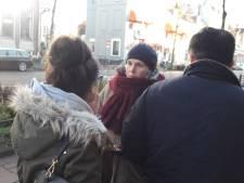 Demonstrante bij Utrechtse abortuskliniek: wij intimideren niemand