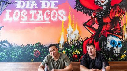 Mexicaanse taco's geven Leopold De Waelstraat extra pit
