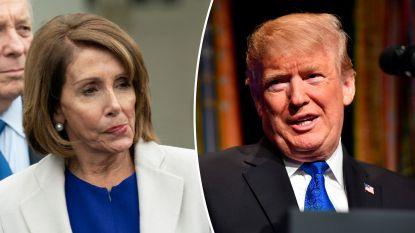 Trump gaat in op uitnodiging Pelosi en zal op 5 februari State of the Union houden