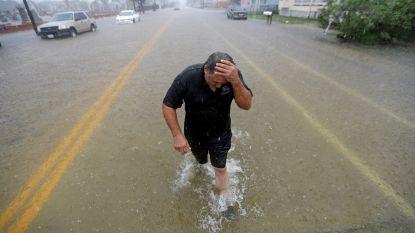 Texas getroffen door zware overstromingen: water tot vijf meter hoog, zeker vijf doden