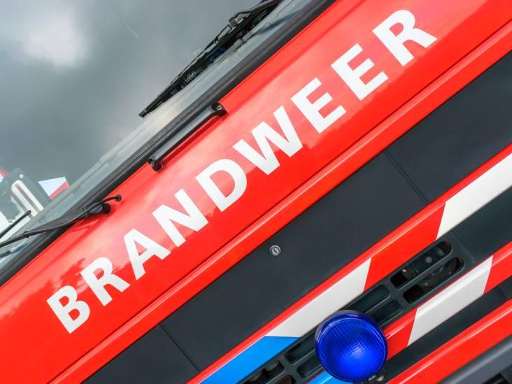 Brand in schuur in Eindhoven onder controle, explosiegevaar geweken